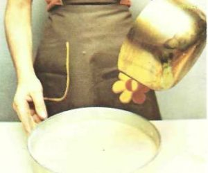 prepare genoise easy cake