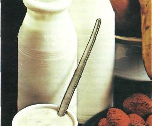 This image it is about How to make homemade yogurt recipe