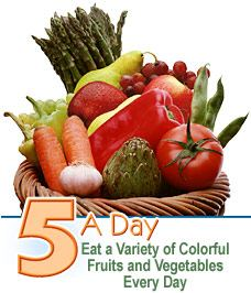 Do You Need More Than Five-a-Day? 3