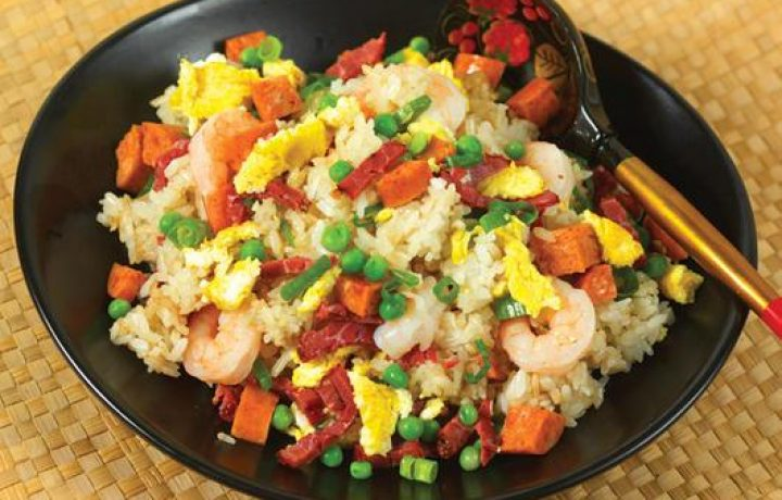 Hawaiian Fried Rice 2
