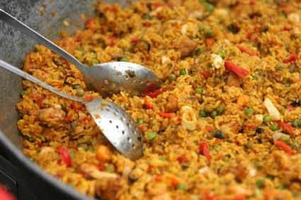 Vegetarian Paella 3