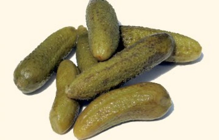 Eating low-fat? get in a pickle 20