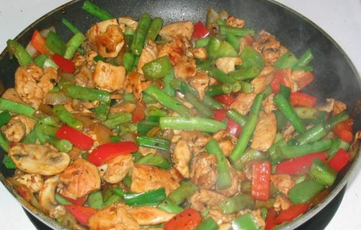 Creating great stir-frys without soy sauce 2