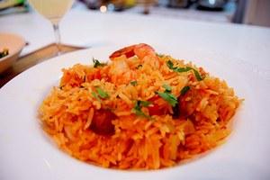 Vegetarian jambalaya 3