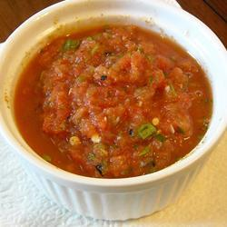 Fire Roasted Tomato and Chipotle Salsa 1