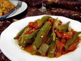 Creative cooking with okra 1