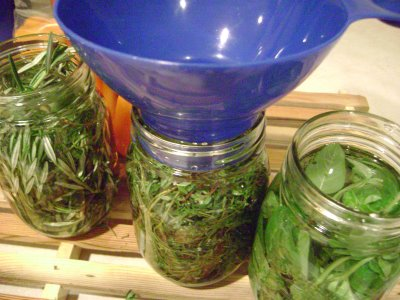 Herbal Vinegars : So Good, So Easy 1