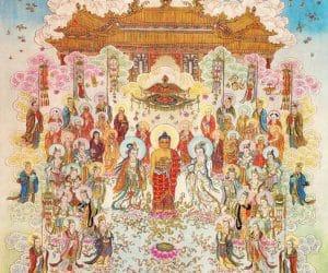 Buddhist art: Pure Land Buddhism 3