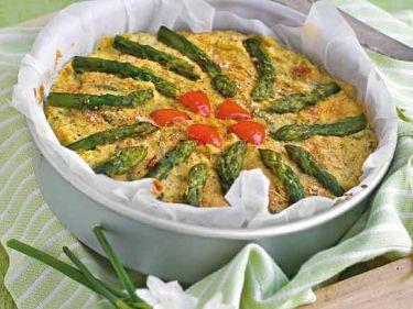 Asparaguss Finnocchio Pie : Italian recipe 3
