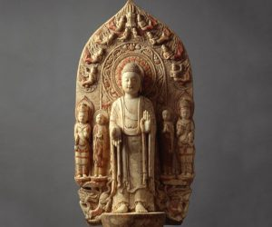 This image it is about Buddhist iconography