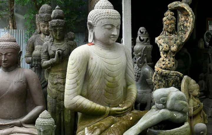 Buddhist sculpture 2