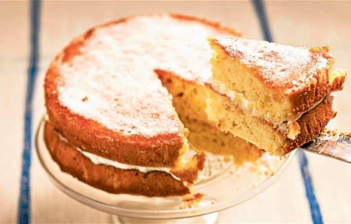LACTOSE FREE CAKE 2