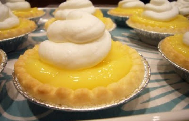 LEMON CURD TARTLETS 2