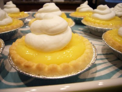 LEMON CURD TARTLETS 3