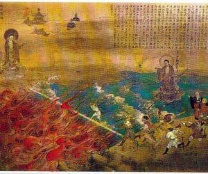 Buddhist art: Pure Land Buddhism 2