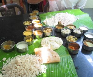 This image it is about The Tamilian Cuisine