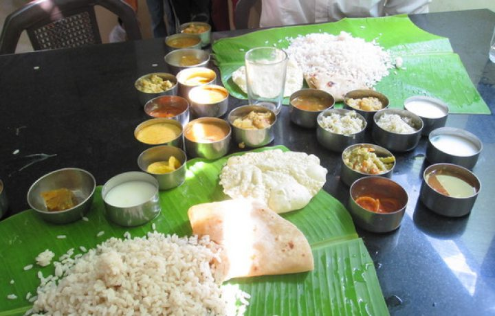 The Tamilian Cuisine 1
