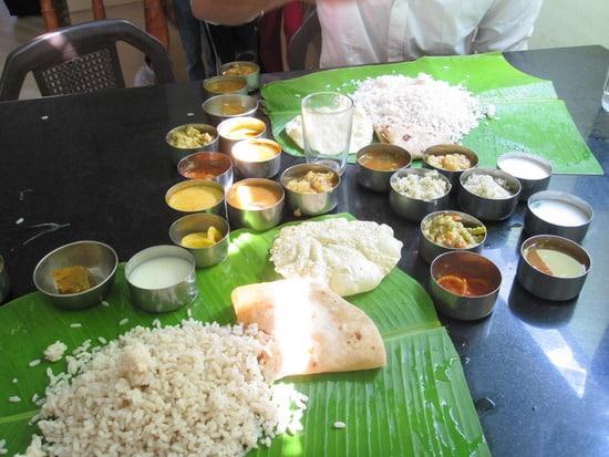 The Tamilian Cuisine