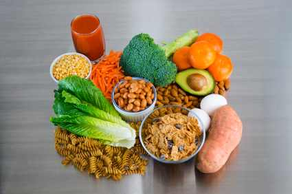 natural sources of folic acid foods