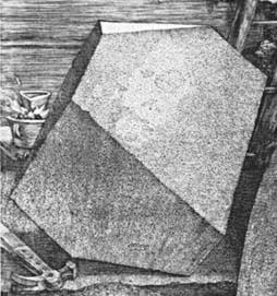 Melencolia I, by Albrecht Durer 8