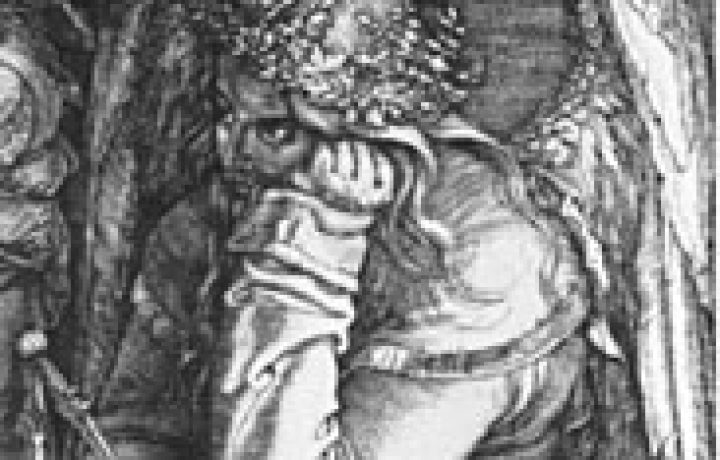 Melencolia I, by Albrecht Durer 2