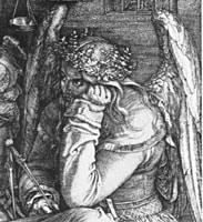 Melencolia I, by Albrecht Durer 3