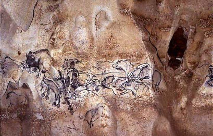 The Chauvet-Pont-d'Arc Cave 2