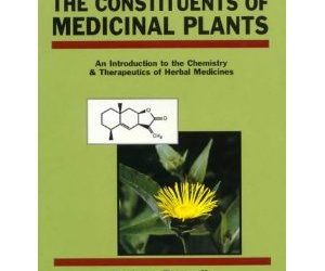 This image it is about The Constituents of Medicinal Plants