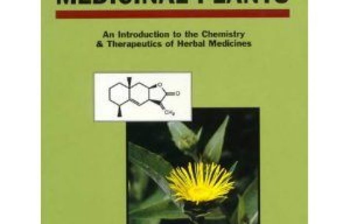 The Constituents of Medicinal Plants 2