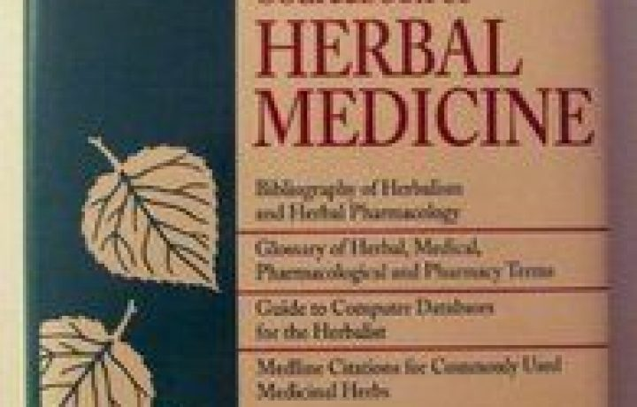 The Information Sourcebook of Herbal Medicine 9