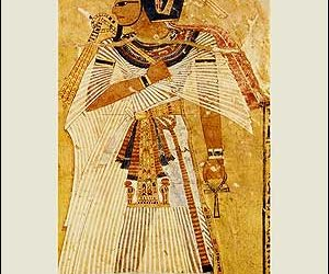 Amenophis I-Egyptian-Staatliche Museum-Berlin