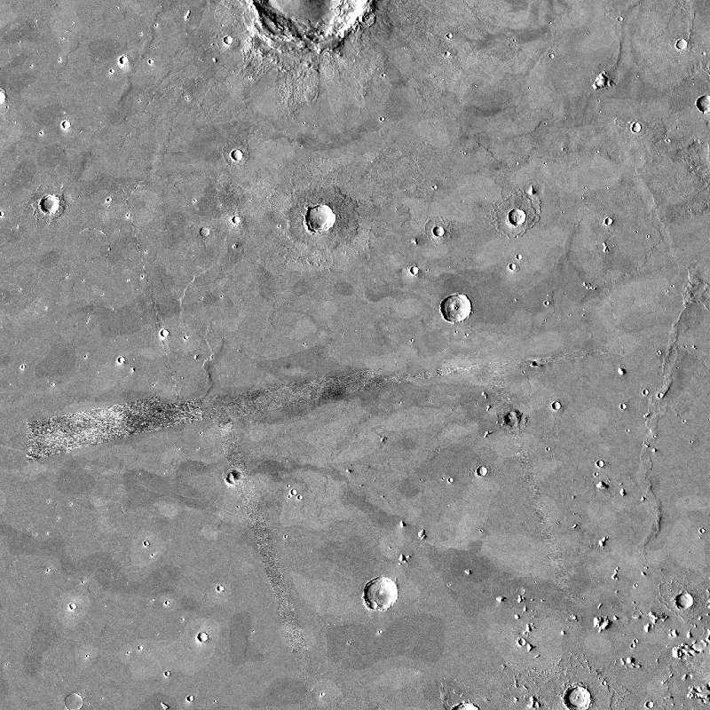 Modern City Found on Mars! NASA Database Yields Secrets! 5