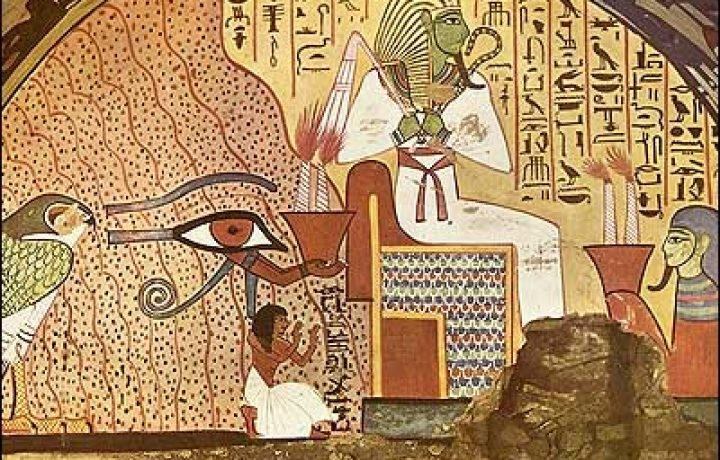 Ancient Egypt - Abydos 13