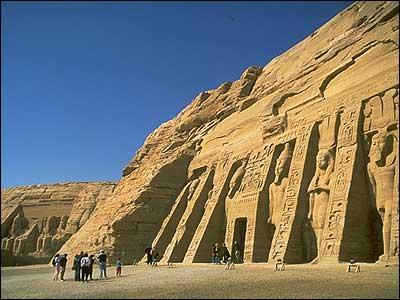 Nefertari Temple-Abu Simbel-Egypt