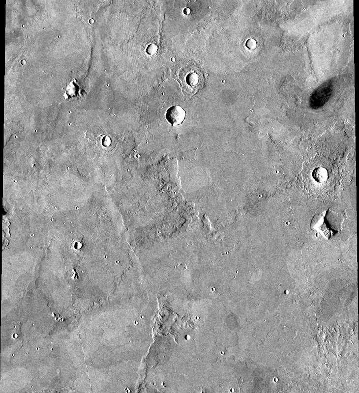 Modern City Found on Mars! NASA Database Yields Secrets! 11