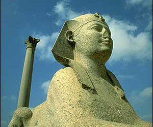 Pompei's Pillar- Alexandria- Egypt
