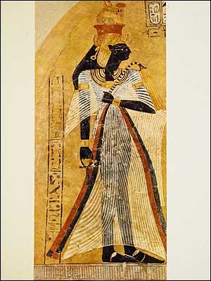 Queen Nefretete-Egyptian-Staatliche Museum-Berlin