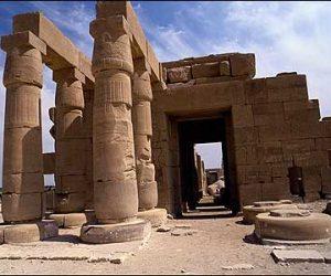Ramasseum- Egypt