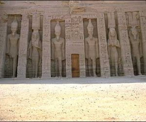 Temple of Nefertari-Abu-Simbel- Egypt