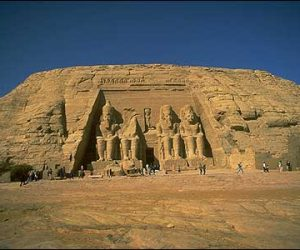 This image it is about Ancient Egypt – Abu Simbel Temple of Rameses II