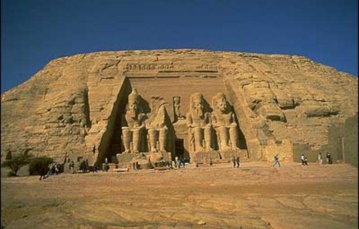 Ancient Egypt - Abu Simbel Temple of Rameses II 2