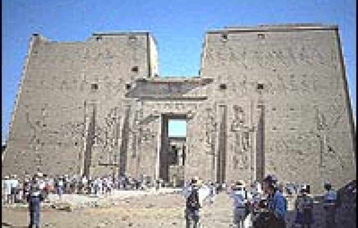 Ancient Egypt - Edfu 2
