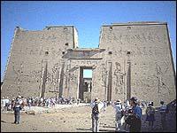 Ancient Egypt - Edfu 4