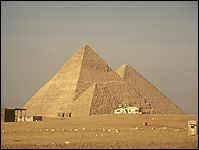 Ancient Egypt - Giza 3