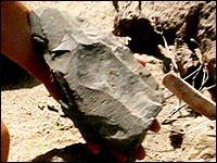 Hand axe hill 7