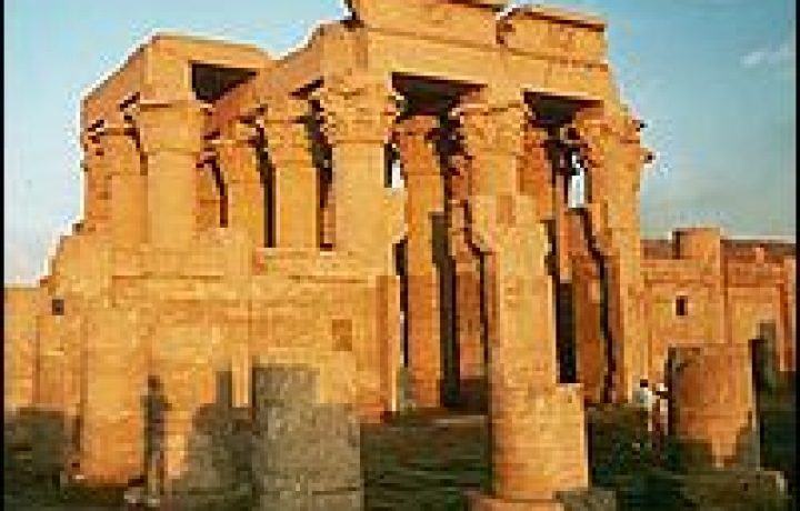 Ancient Egypt - Kom Ombo - the Double Temple 22