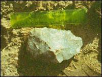 Hand axe hill 8