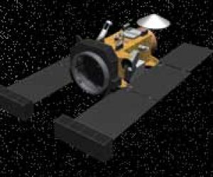 The Stardust spacecraft