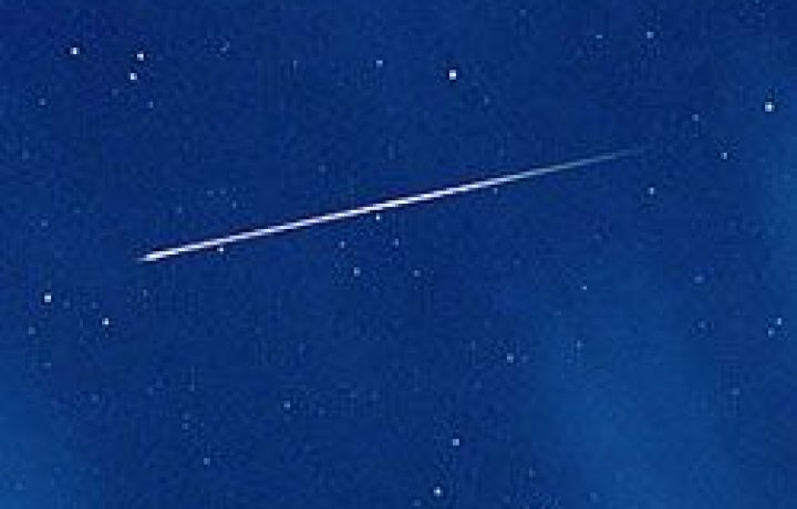 Meteor Trails 2
