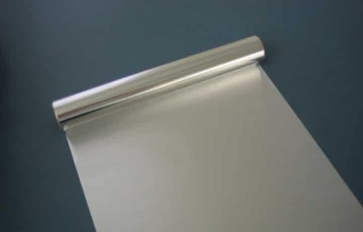 aluminum the tin foil
